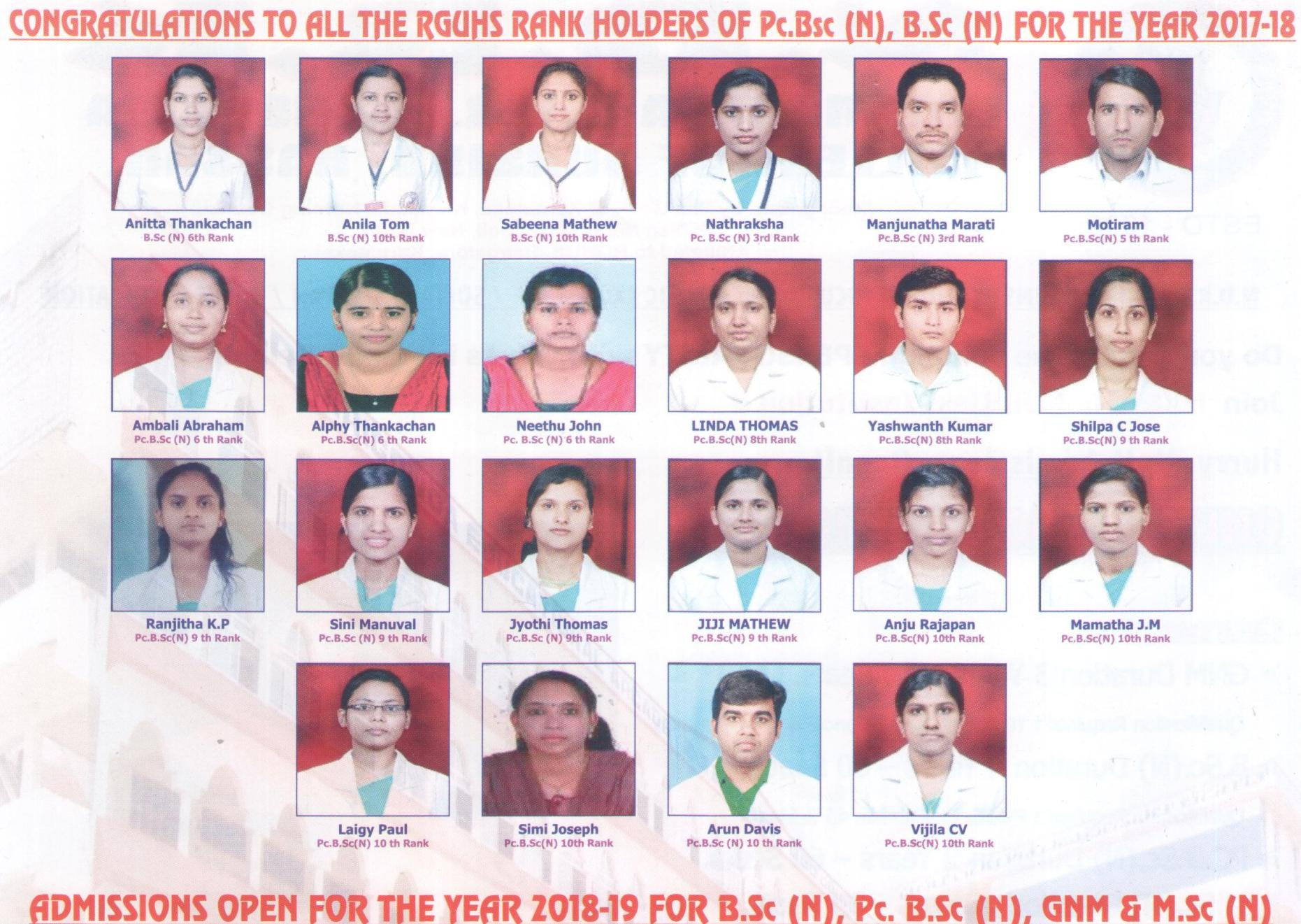 Welcome to NDRK Nursing College